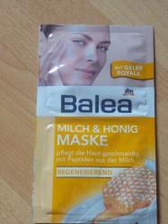 balea milch honig maske mit gelee royal pinkmelon. Black Bedroom Furniture Sets. Home Design Ideas