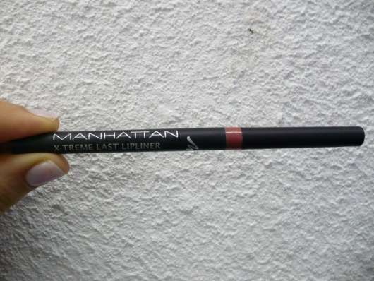 Test Lipliner Manhattan X Treme Last Lipliner Farbe 59 U