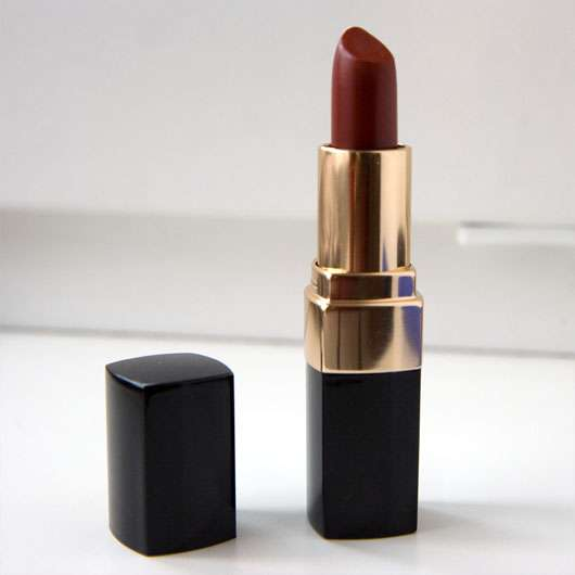 test lippenstift bobbi brown lip color farbe 9 burnt red testbericht von shewane. Black Bedroom Furniture Sets. Home Design Ideas