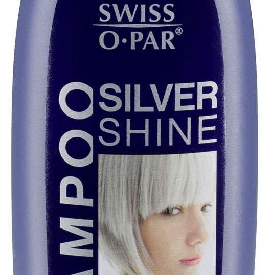Silver Shine Shampoo von SWISS O PAR