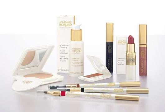 Die innovative Dekorative Kosmetik von ANNEMARIE BÖRLIND
