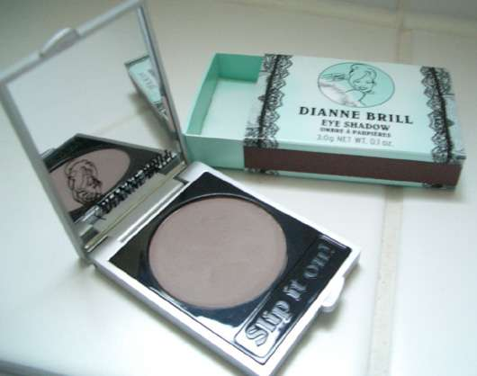 Dianne Brill semi-matter Eye Shadow – Farbe: Sculpted Lace