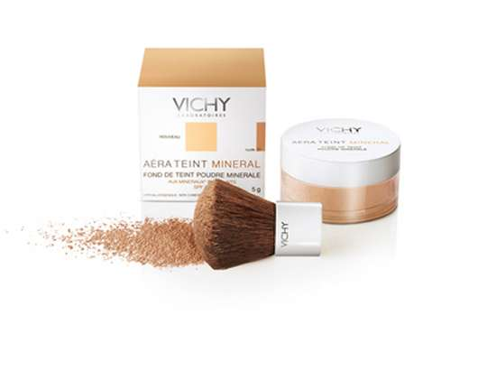 a ra teint mineral puder make up von vichy pinkmelon. Black Bedroom Furniture Sets. Home Design Ideas