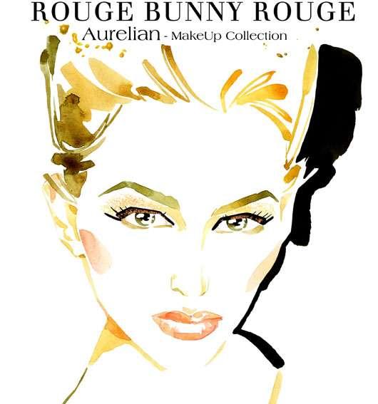 Aurelian – Make-up Collection von ROUGE BUNNY ROUGE