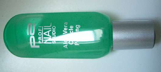 Aloe Vera Cuticle Peeling von p2