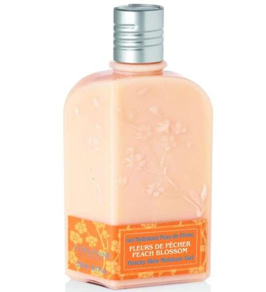 Die neue Pfirsichblüten-Linie PEACH BLOSSOM von L'OCCITANE EN PROVENCE