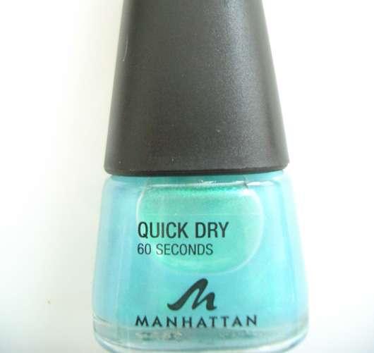 Manhattan Quick and Dry Nagellack türkis 87A