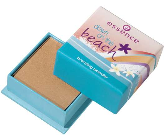 """essence trend edition """"down on the beach"""""""