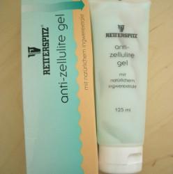 Produktbild zu Retterspitz Anti-Zellulite Gel