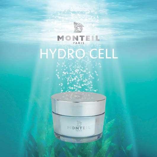 MONTEIL Hydro Cell – mit der Kraft des Meeres