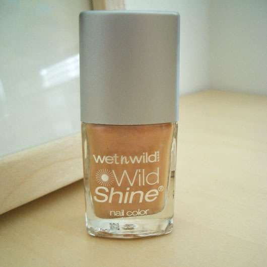 wet n wild Wild Shine Nail Color – Farbe: Reckless Nude