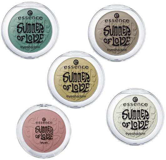 "essence trend edition ""summer of love"""