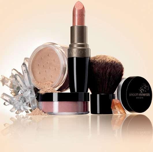 """Mineral Make-up """"smooth minerals"""" von AVON"""