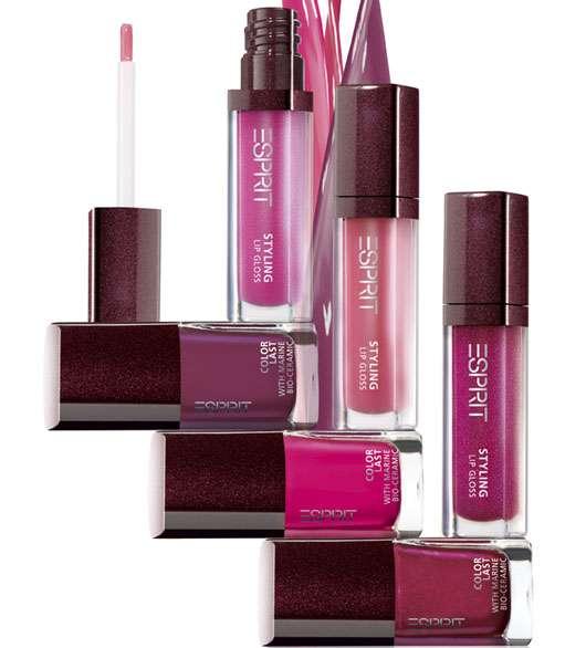 very berry kollektion von esprit cosmetics pinkmelon. Black Bedroom Furniture Sets. Home Design Ideas
