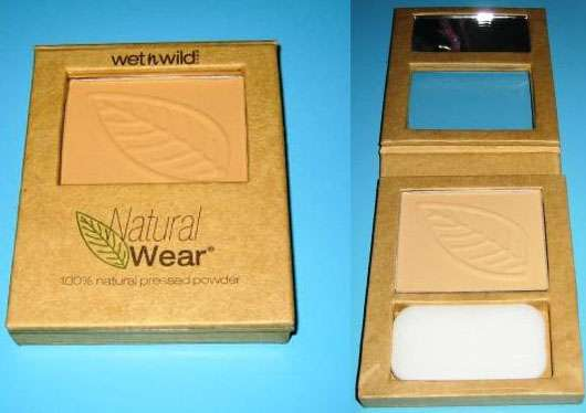 wet'n'wild Natural Wear Pressed Powder