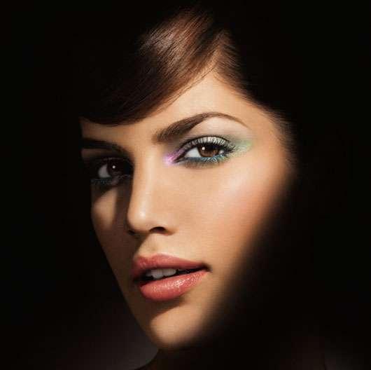 макияж для карих глаз фото.