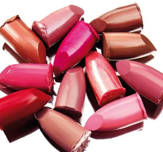 Губная помада на каждый день.  Изменив цвет губной помады, женщина может...