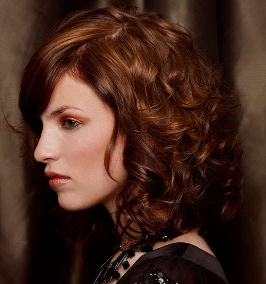 Locken Kurz Great Frisuren Locken Kurz Dnnes Haar Frisuren With