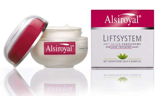 Alsiroyal® LIFTSYSTEM ANTI-FALTEN-PFLEGE