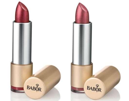 Babor glamorous lip colour quelle dr babor gmbh co kg