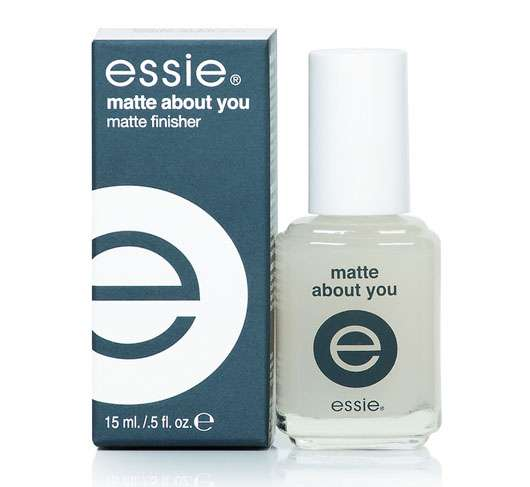essie Matte about you – Matte Finisher