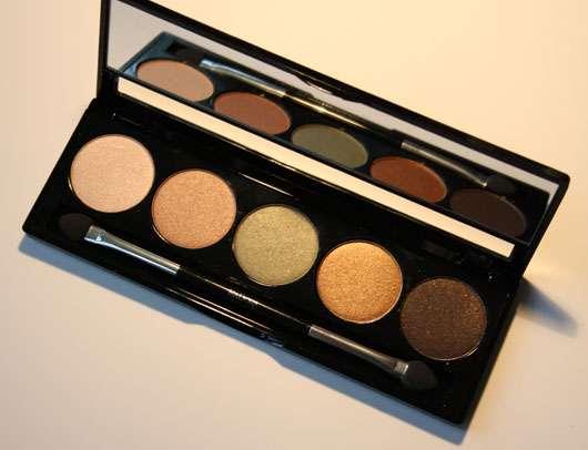 IsaDora Eye Shadow Palette, Farbe: 55 Bohemian Rhapsody