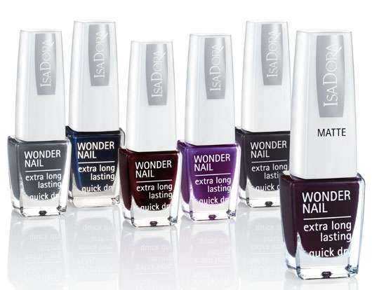 IsaDora Trend Color Collection Nails Herbst/Winter 2009