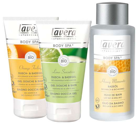 lavera Body SPA* Reinigung