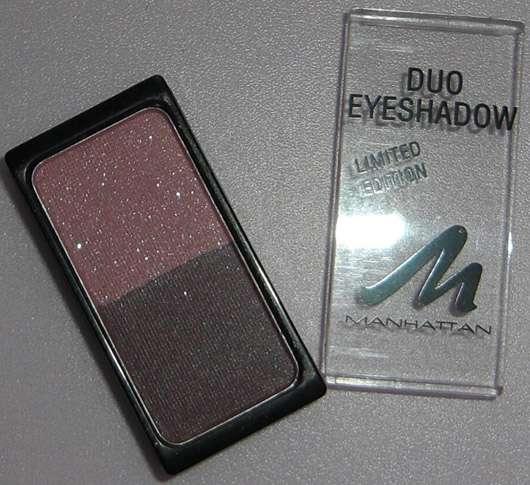 Manhattan Mybox Duo Eyeshadow, Farbe: 63V & 61T (limited Edition)