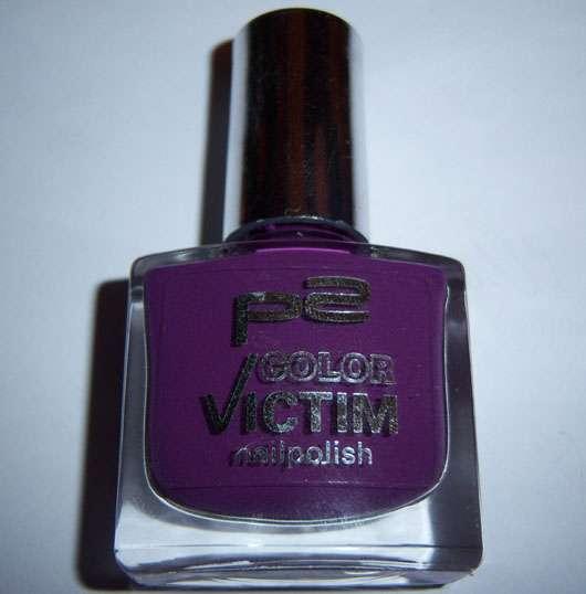 p2 Color Victim Nailpolish, Farbe: 016 chic