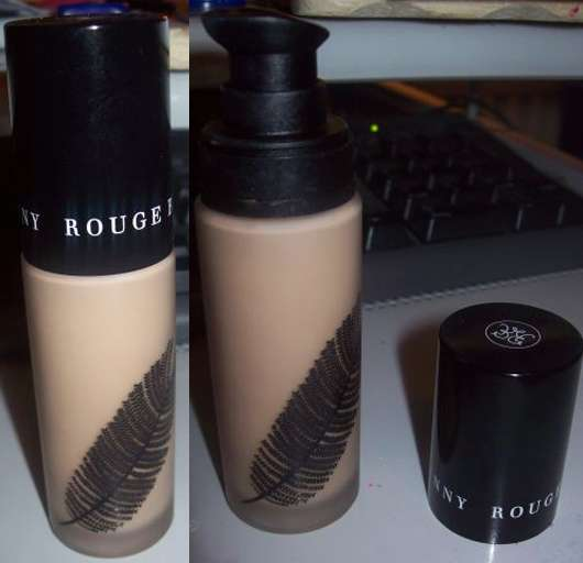 "Rouge Bunny Rouge ""Milch Aquarelle"" Flüssige Foundation, Nuance: Haselnuss-Milchparfait"