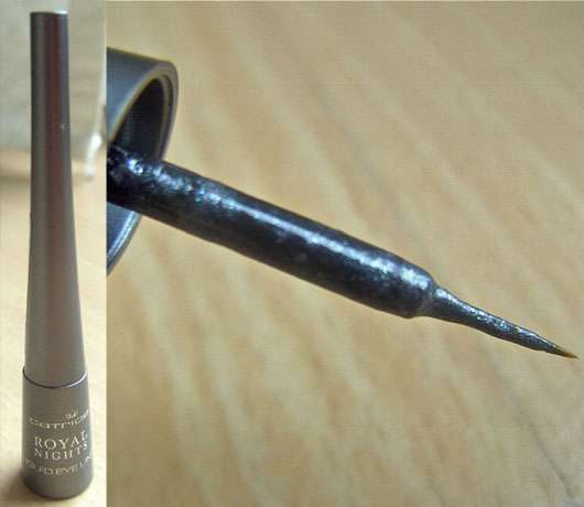 Catrice Royal Nights Liquid Eyeliner, Farbe: C03 Dark Diamond