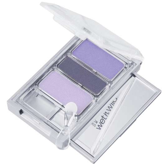 wet n wild MegaEyes Eyeshadow Trio (Lila), Quelle: MBP Markwins Beauty Products GmbH