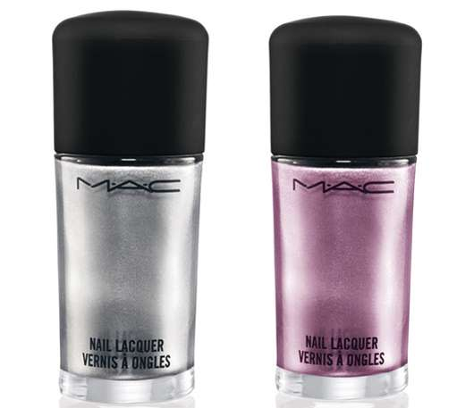 M·A·C Cosmetics MAGIC MIRTH AND MISCHIEF NAIL LACQUER $$$$$ YES & LUCKY NUMBER, Quelle: Estée Lauder Companies GmbH / M·A·C Division