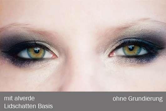 test eyeshadow base alverde lidschatten basis. Black Bedroom Furniture Sets. Home Design Ideas