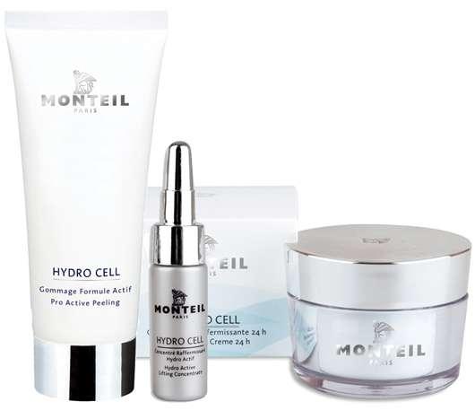 MONTEIL Hydro Cell – Mit der Kraft des Meeres für die Balance der Haut