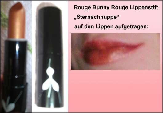 "Rouge Bunny Rouge Lippenstift ""Sternschnuppe"""