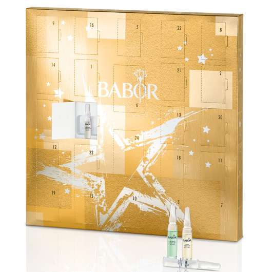 BABOR Adventskalender, Quelle: Dr. Babor GmbH & Co. KG