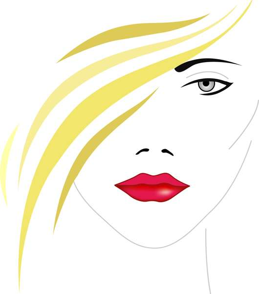 Das perfekte Rot für blondes Haar, Quelle: ASTOR / Coty Deutschland GmbH