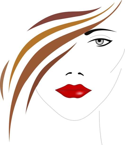 Das perfekte Rot für braunes Haar, Quelle: ASTOR / Coty Deutschland GmbH