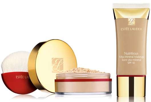 SPF 10 (Nutritious Vita-Mineral Liquid Makeup SPF 10) schützt die Haut vor