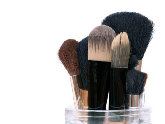 Kosmetik-Pinsel