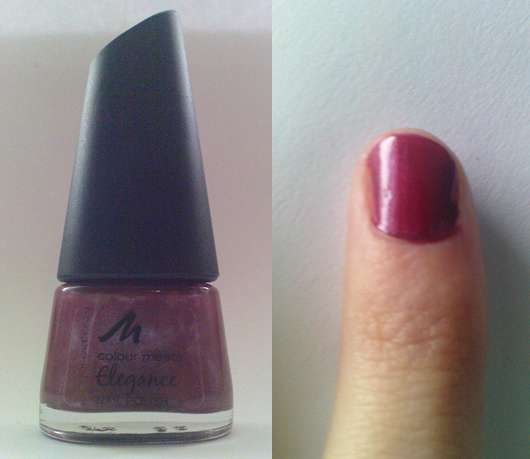 Manhattan Cosmetics Colour Meets Elegance Nagellack, Farbe: Nr. 40