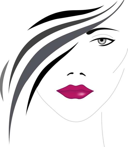 Das perfekte Rot für schwarzes Haar, Quelle: ASTOR / Coty Deutschland GmbH