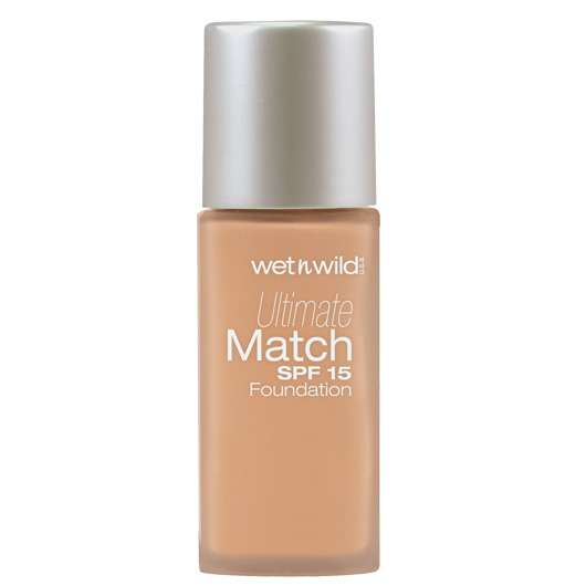 wet n wild Ultimate Match SPF15 Foundation, Quelle: MBP Markwins Beauty Products GmbH