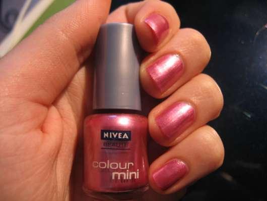 NIVEA Beauté Colour Mini, Farbe: 33 Intense Pink