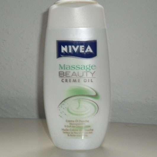 NIVEA Massage Beauty Creme Oil Dusche