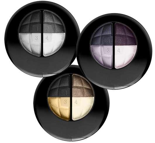 ASTOR Quattro Eyeshadows & Volume Diva Black Velvet Mascara