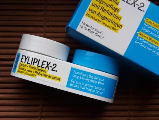 Eyliplex 2 Straffende Augenpflege und Reduktion von Augenringen - Pinkmelon