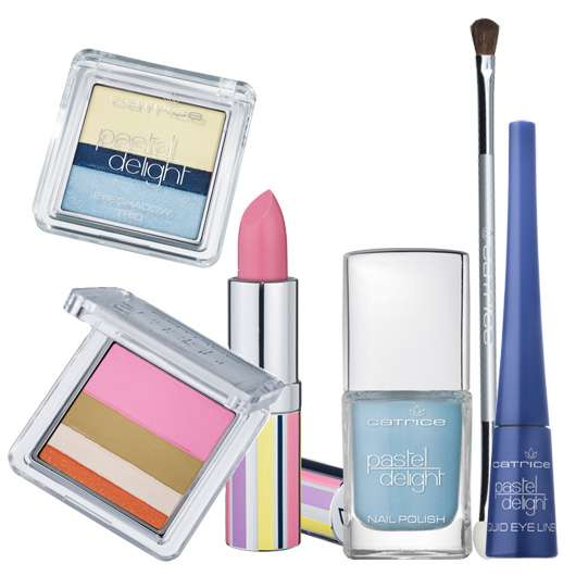 """Catrice Trend Collection """"Pastel Delight"""""""